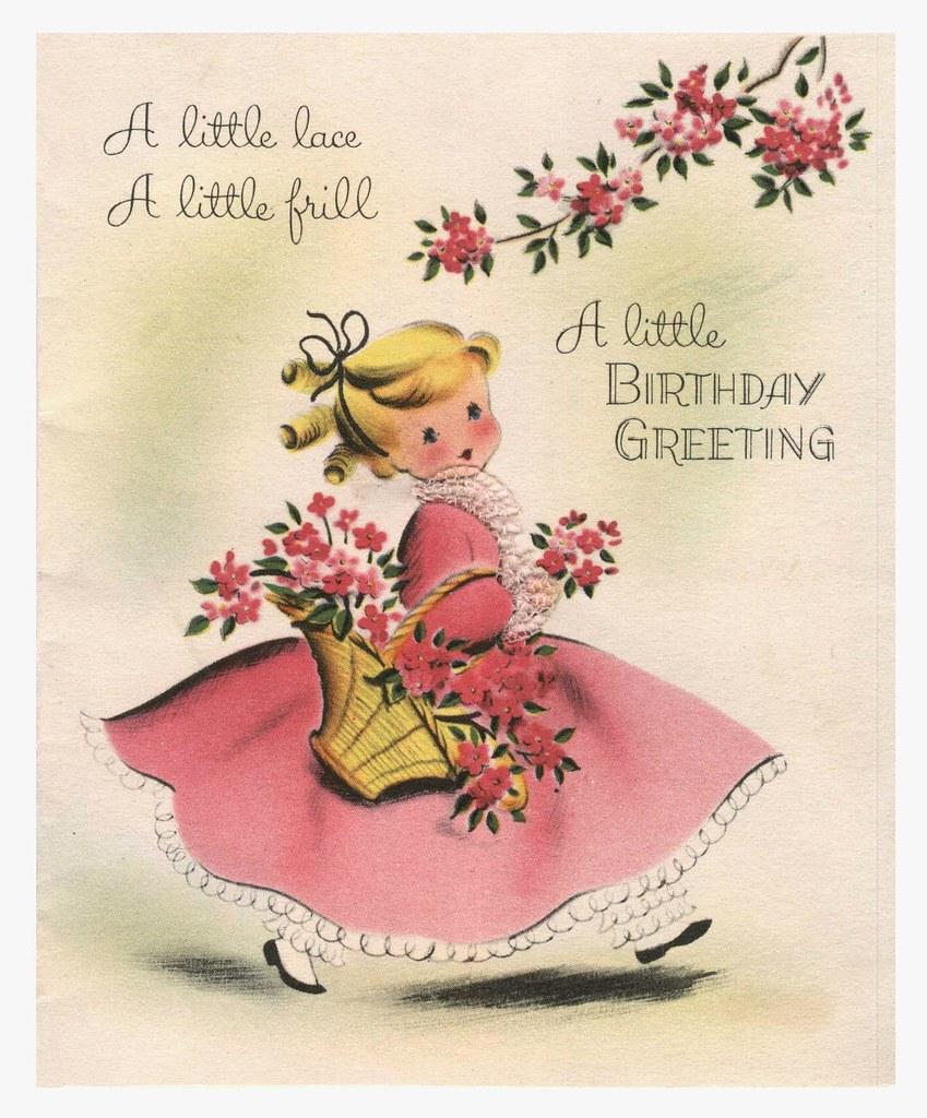 By Littlepinkstudio Happy Birthday Lisa