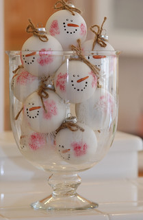 Snowman Christmas | by Bunny Hill Designs
