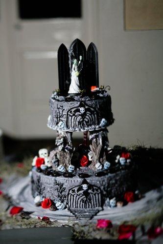 Vampire Cakes Designs