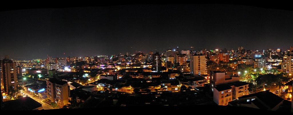 Bucaramanga Night Colombia