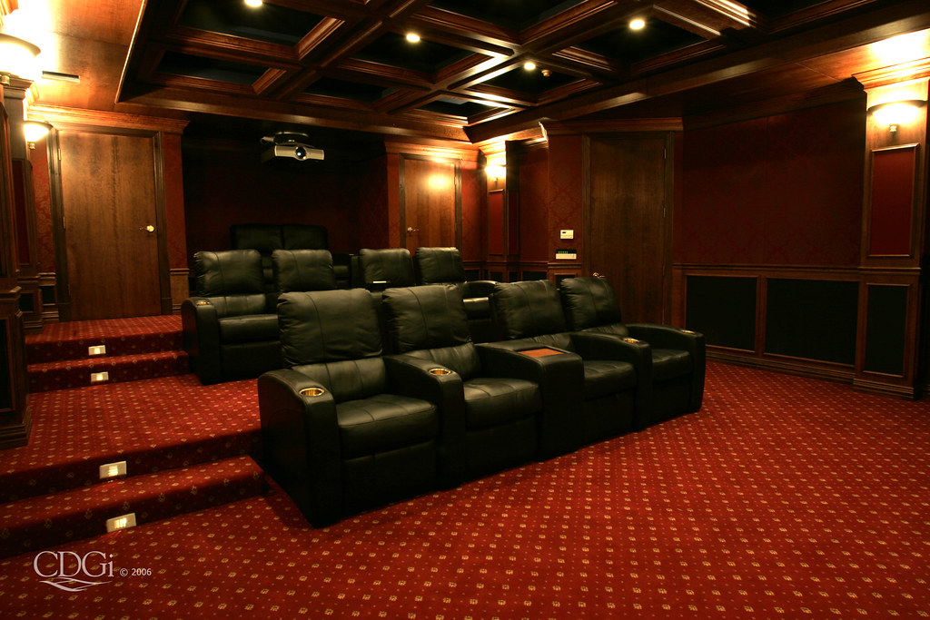 ... Traditional Theater Design | By Cinema Design Group, ...