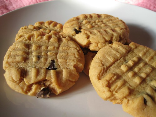 Peanut Butter Cookies Made From Yellow Cake Mix Recipe
