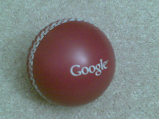 google cricket stress ball | by osde8info