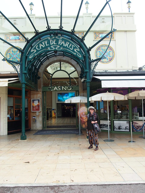 Cafe de Paris in Monte Carlo. From The Chosen Maiden: Bronia Nijinska and Modern Dance