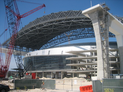 New Marlins Ballpark - IMG_4374 | by Ghost of Fire