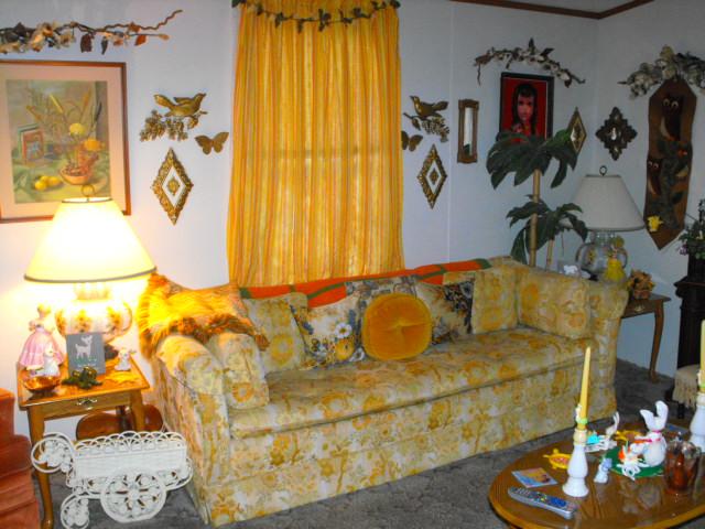 By SwedishBlonde79 My 70s Retro Living Room