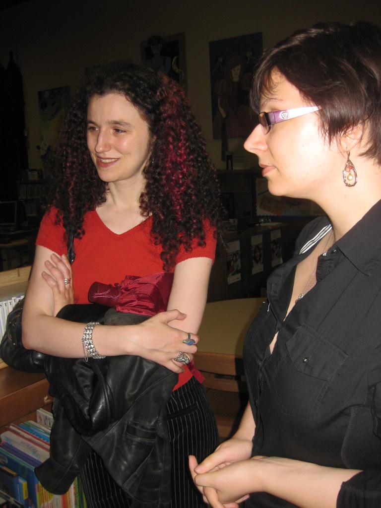 ... Veronica Schanoes And Genevieve Valentine | By Ellen Datlow