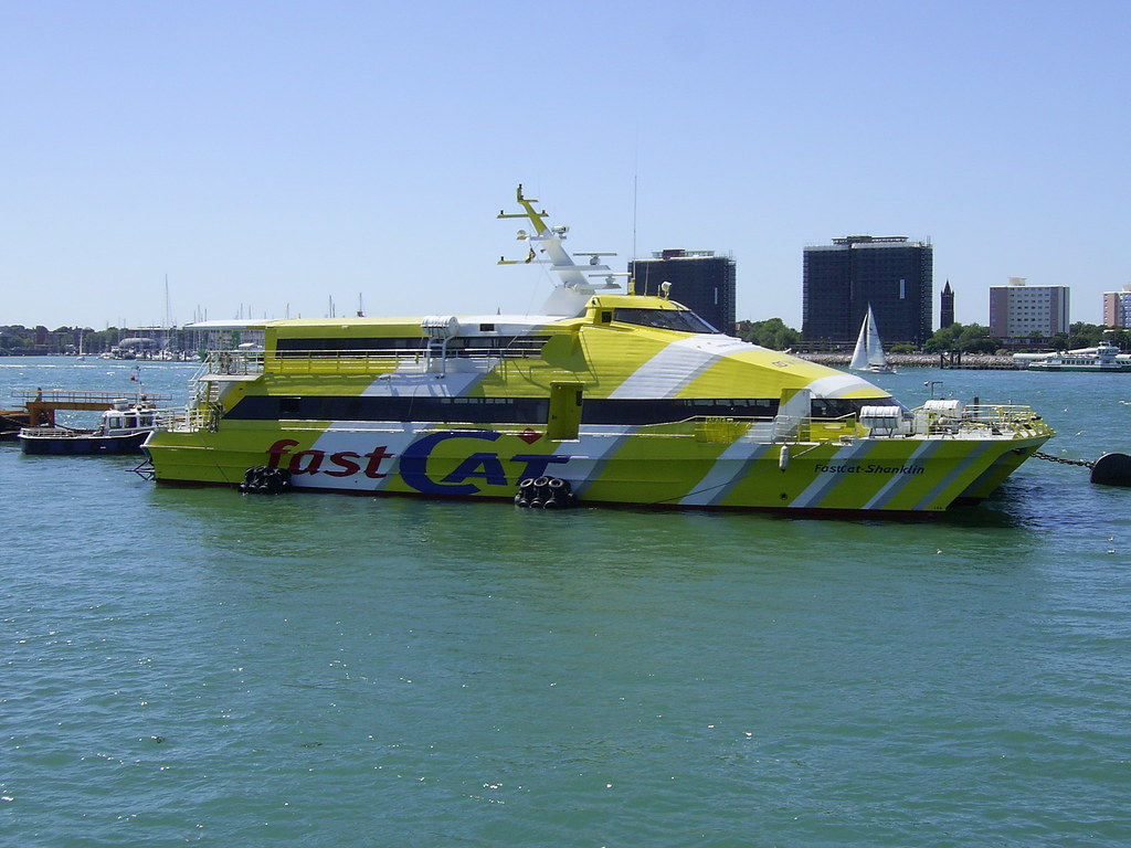 Isla de Wight Ferries