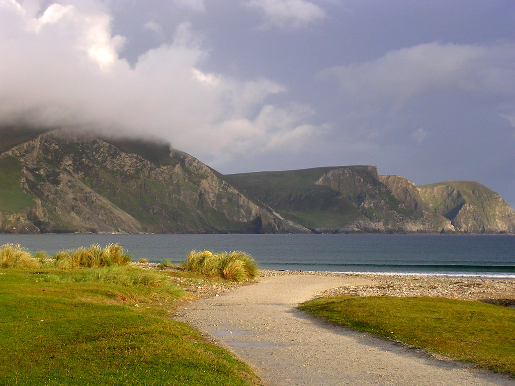 Keel Beach Achill Island Ireland