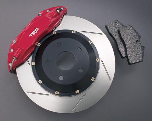 Toyota Tundra Trd Brake Kit Trd Big Brake Kit For The