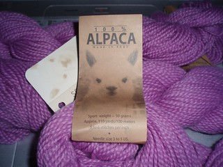 A is for Alpaca | by Cetta