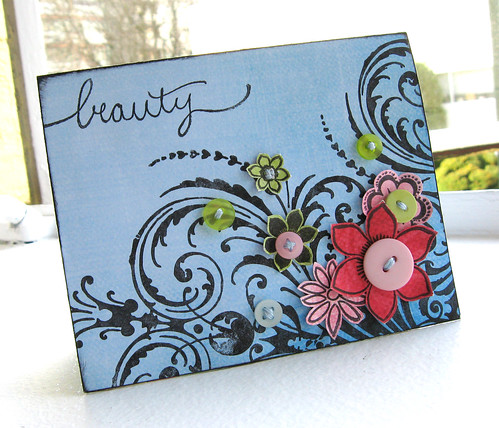 Beauty Card | by Michelle Alynn