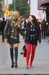 Blair Waldorf and Serena van der Woodsen | by basswaldorf