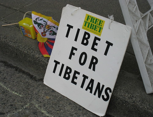 Tibet protests #12 | by SqueakyMarmot