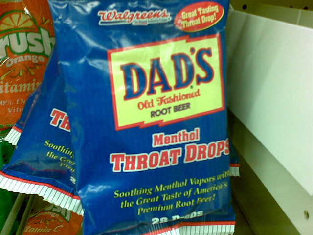 Old Fashioned Throat Sweets