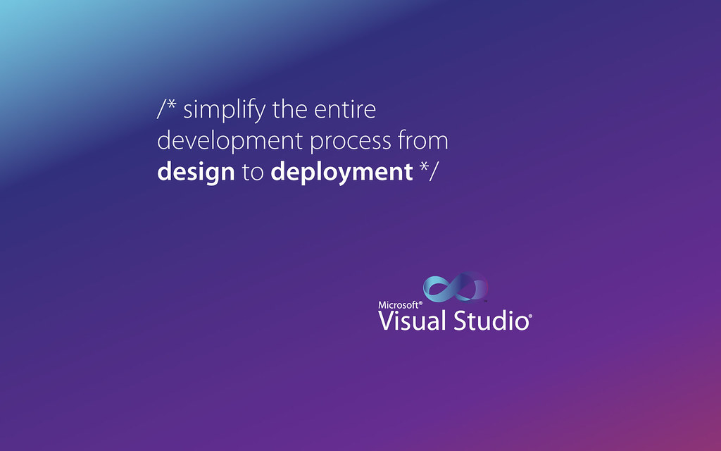 Visual Studio 2010 Wallpaper 06