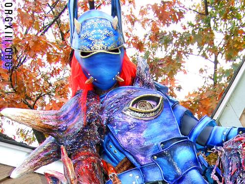 ... Soul Calibur II cosplay - my Nightmare costume on Halloween | by orgXIIIorg & Soul Calibur II cosplay - my Nightmare costume on Halloweeu2026 | Flickr