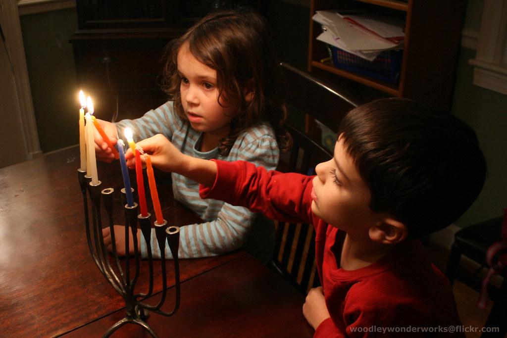 Captivating Lighting The Menorah   By Woodleywonderworks Lighting The Menorah   By  Woodleywonderworks