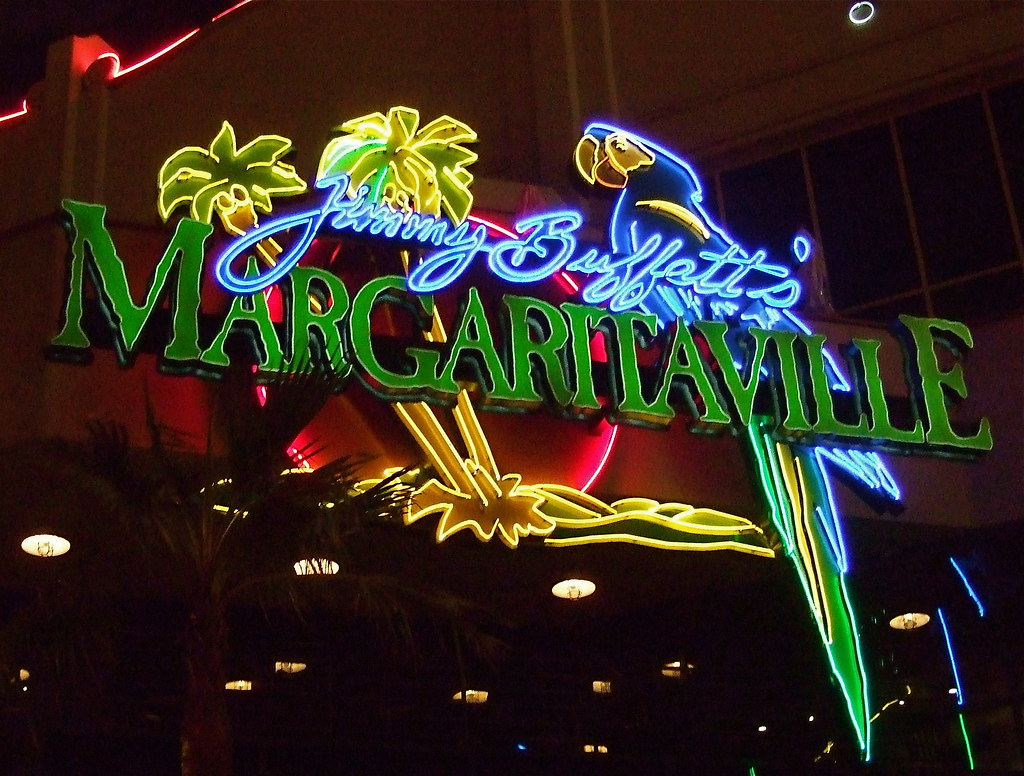 Jimmy Buffett S Margaritaville Cafe New Orleans