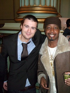 Pete Cashmore and MC Hammer | by magerleagues