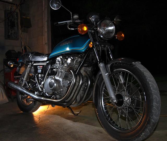 New Suzuki Gs
