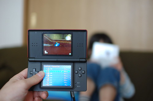Nintendo DS Lite and NDS | by kermit71