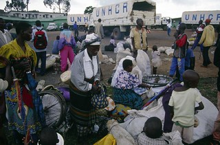 Rwandan refugees returning from DRC | by UNHCR