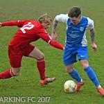Barking FC v Takeley FC - Saturday February 11th 2017