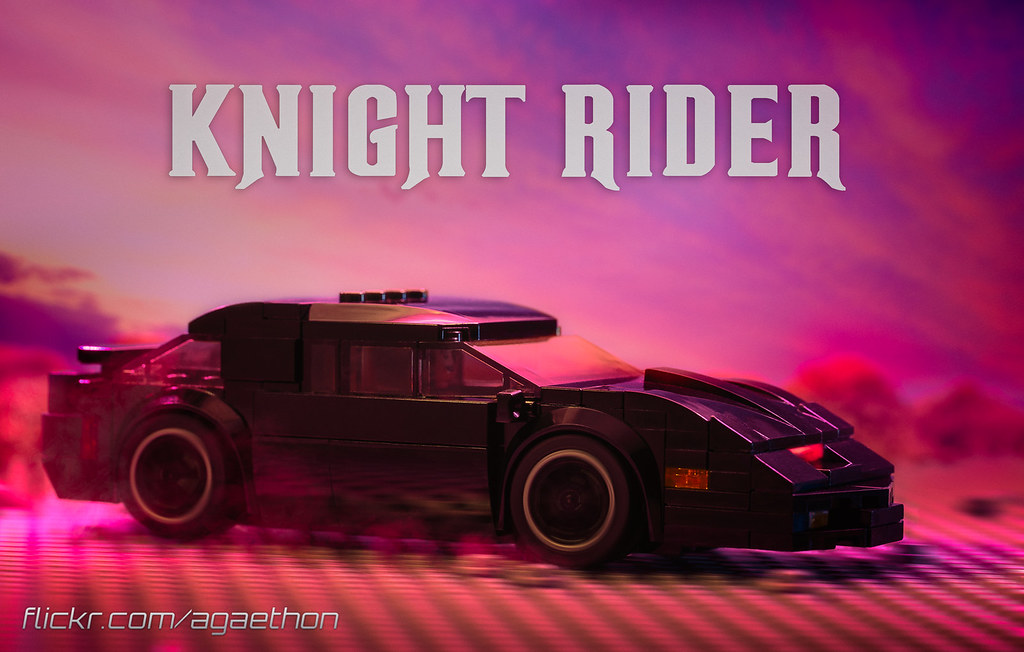 knight rider a shadowy flight into the dangerous world. Black Bedroom Furniture Sets. Home Design Ideas
