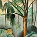 Henri Matisse - Trivaux Pond, 1917 at Tate Modern Art Gallery London England