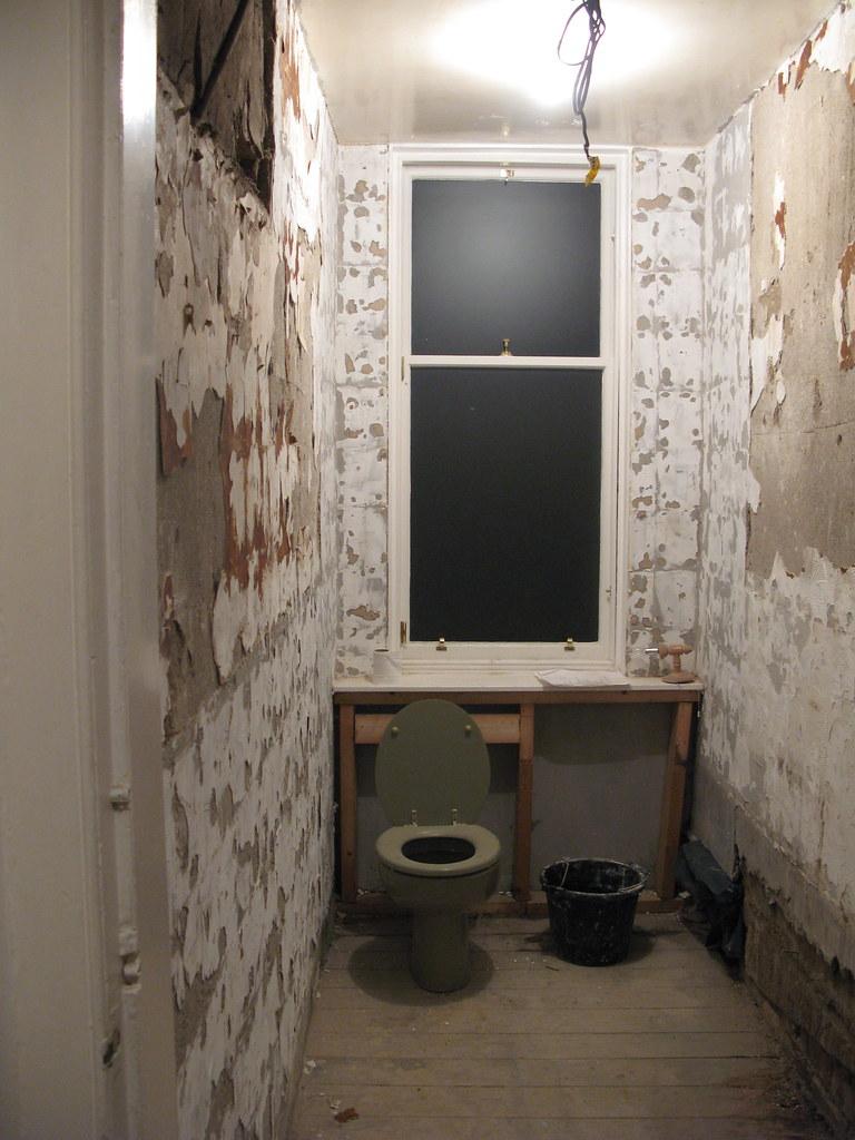 Bathroom Day 1 Gutting The Old Bathroom Doesn 39 T Look