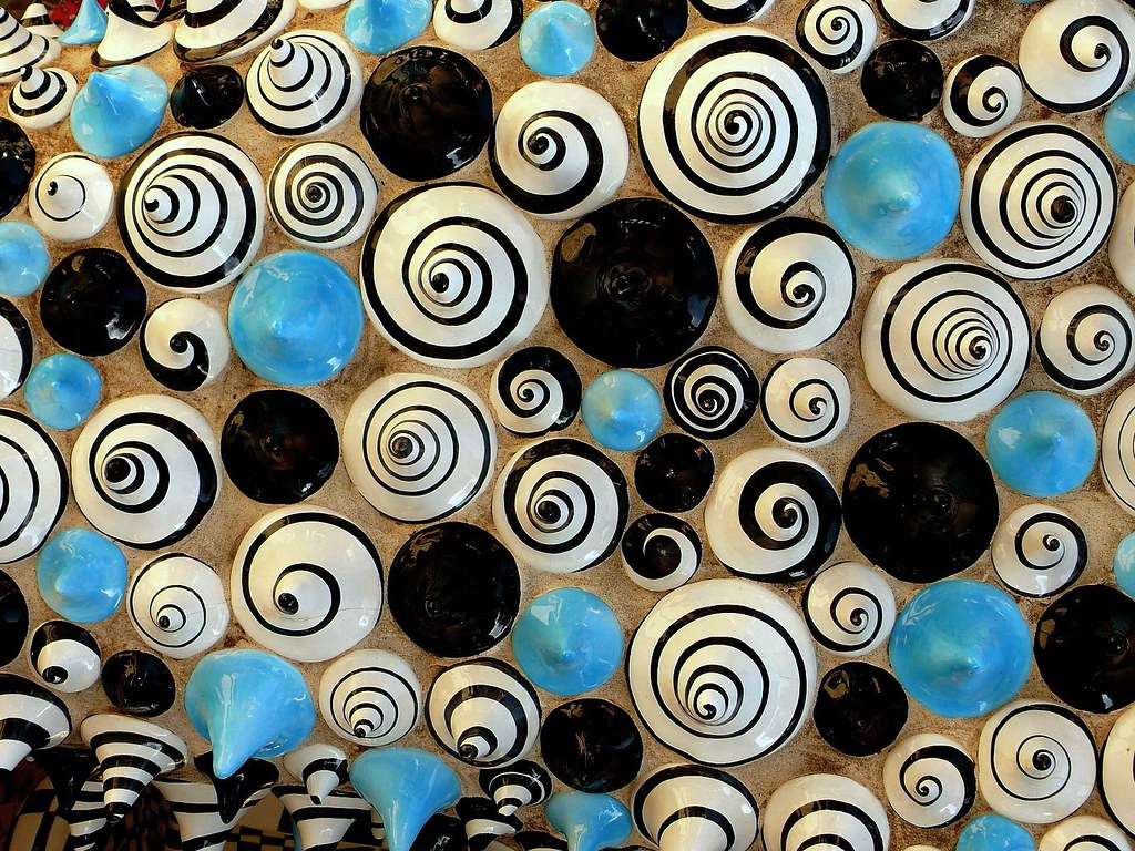 Tarot-Garden of Niki de Saint Phalle | Andreas | Flickr