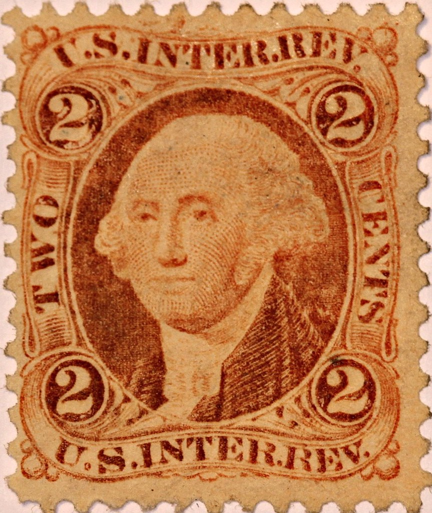 George Washington Tax Stamp These Quot Stamps Quot Were Actually
