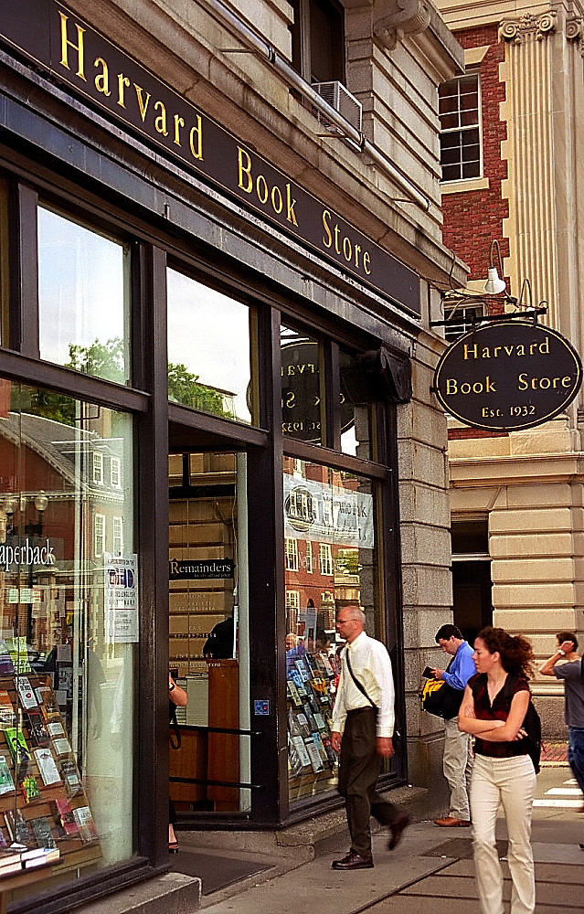 Image result for harvard book store