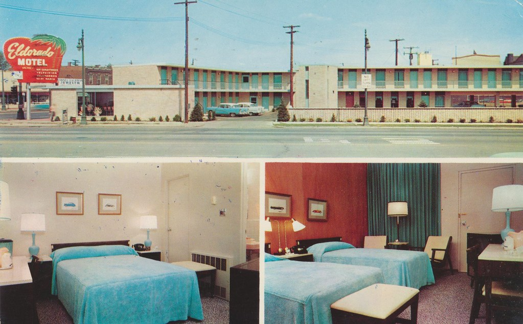 Eldorado Motel - Detroit, Michigan
