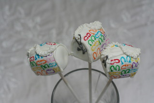 Custom Coach Purses made into Cake Pops! | by Sweet Lauren Cakes