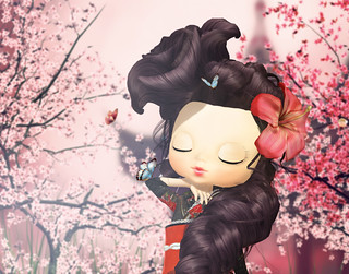 Bloom Doll Styling Contest - First Love Bloom | by Nana Minuet