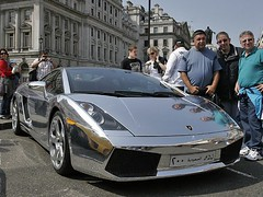 Saudi Car  some where in  Europe | by Life-Style