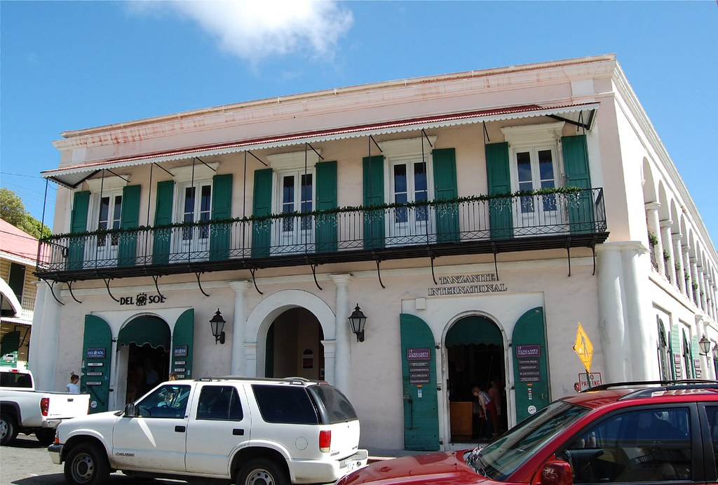 Grand Hotel Charlotte Amalie St Thomas U S Virgin Isl