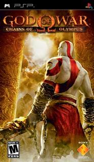 God of War: Chains of Olympus - Kratos Boxed In | by PlayStation.Blog