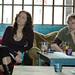 Reunión de trabajo de VOCES para el Festival de cine de Málaga