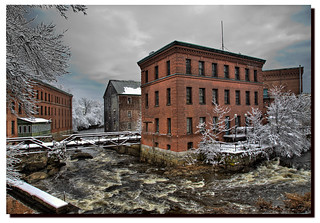Lower Mills | by garreyf