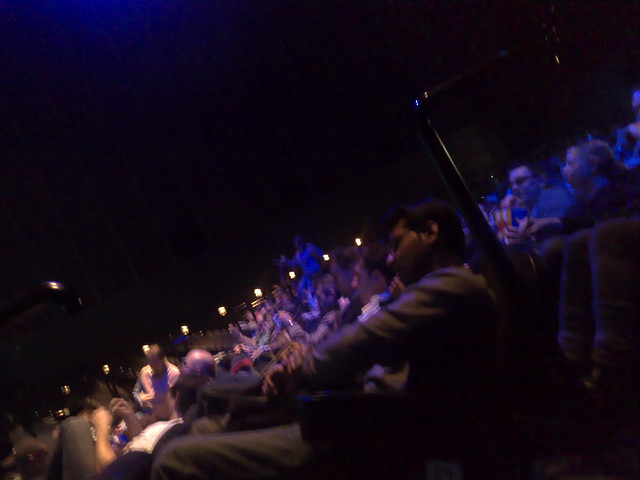 audience in bfi imax london flickr photo sharing
