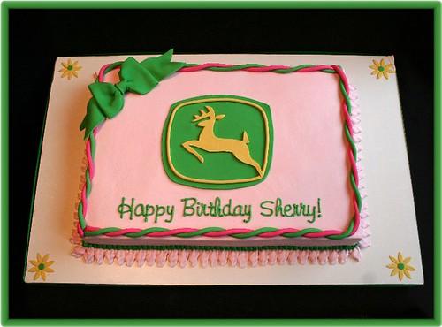 Images Of John Deere Cakes