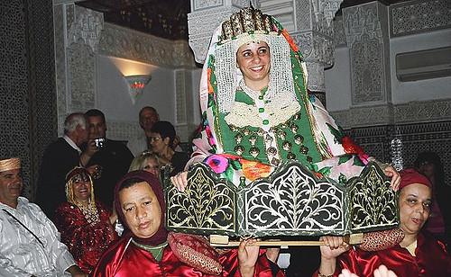 Matrimonio In Morocco : Moroccan culture from the `standard arabic