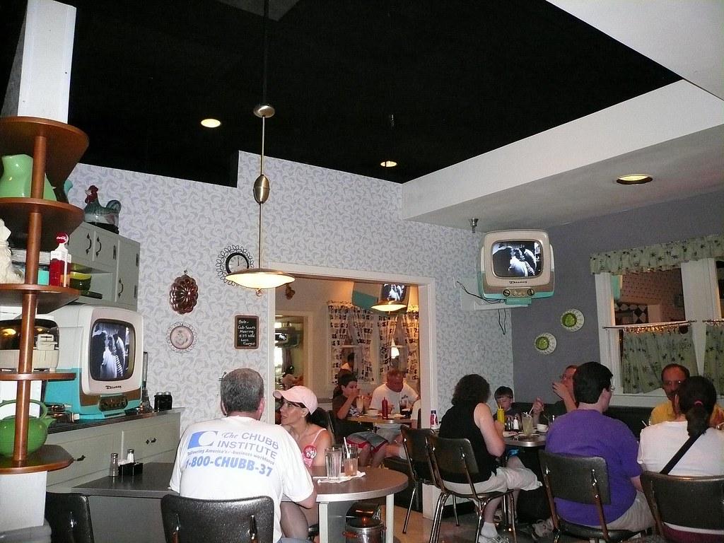Prime Time Cafe Menu