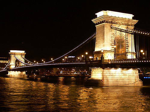 The Chain Bridge | by dimchevski
