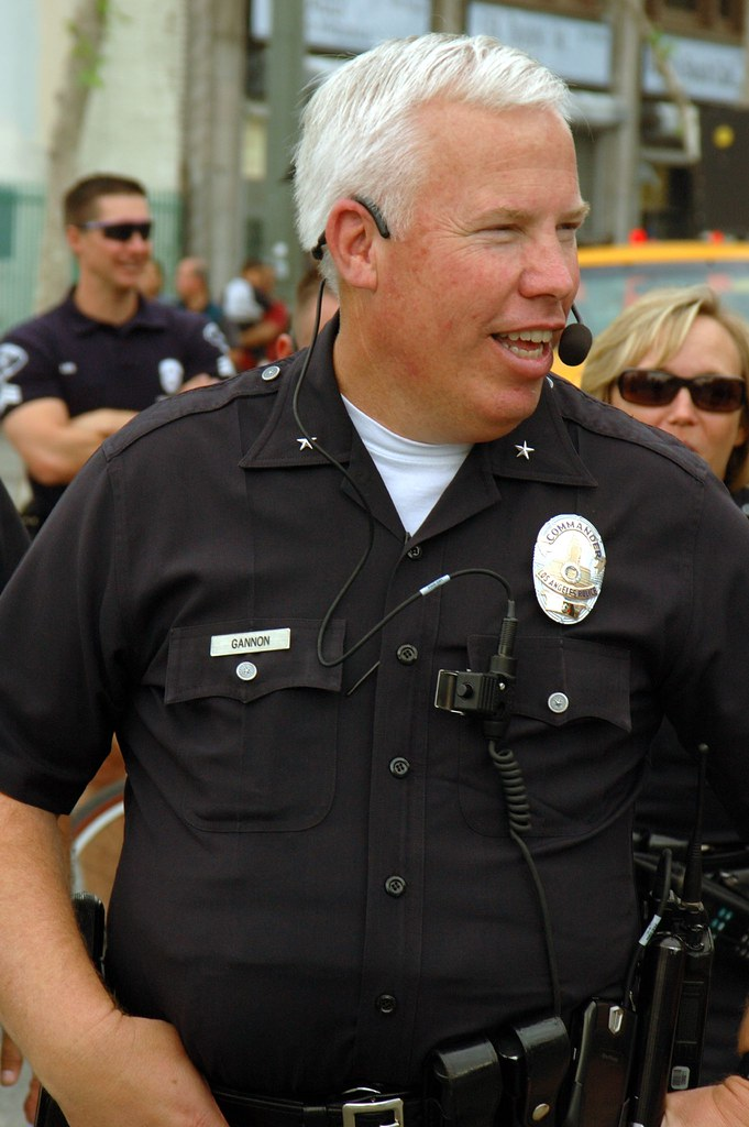 What Are Cars Made Out Of >> LAPD Commander Patrick Gannon | UPDATE-- Patrick Gannon is n… | Flickr