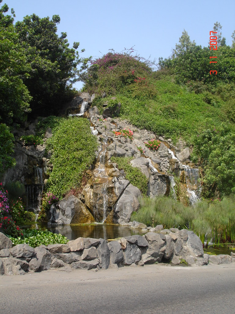 Lima cementerio jardines de la paz la molina santiago for Cementerio parque jardin la puerta