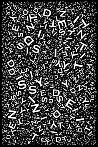Density Letter Jumble